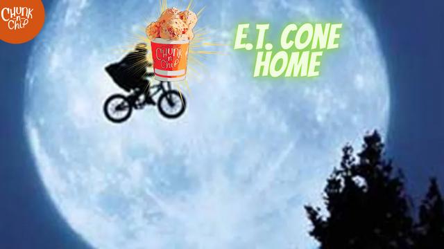 E.T.  Cone Home