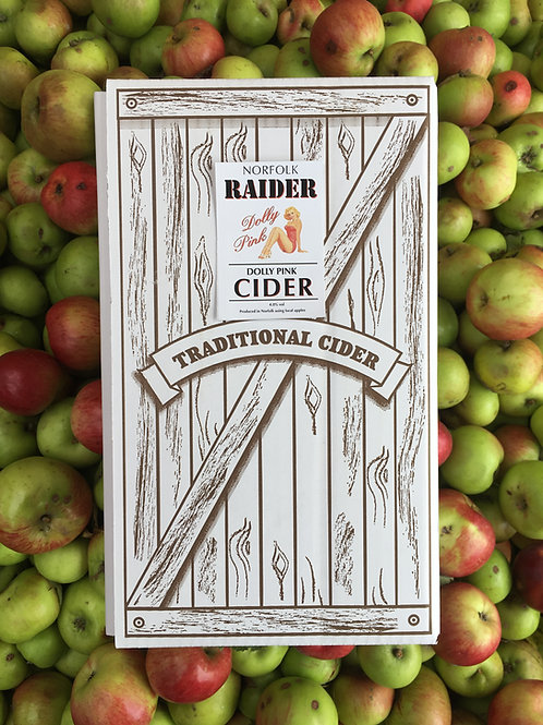 Bag In Box Cider - 20 Litre
