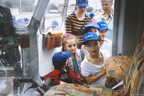 Ist das noch Europa? Ganz nah und doch so fern - Kinder einer Schule verlassen zum ersten Mal die Landesgrenzen.