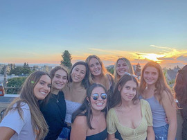 Sunsets, rooftops, and our amazing new m