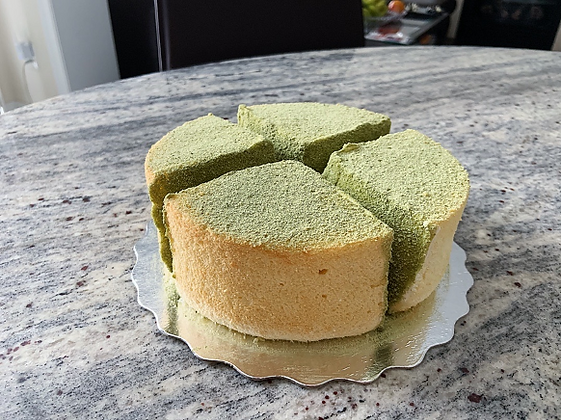 Japanese Cream Cake