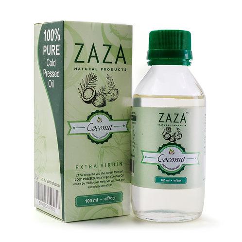 ZAZA Coconut Oil - 100ml