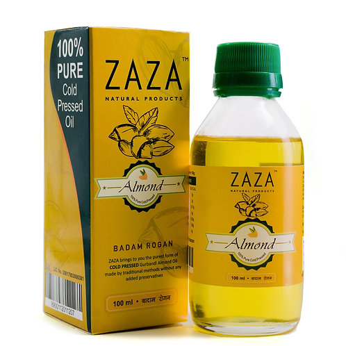 ZAZA Gurbandi Almond Oil - 100ml