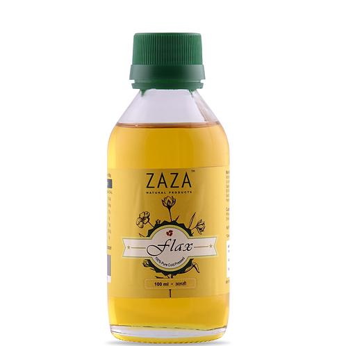 ZAZA Flax Seed Oil