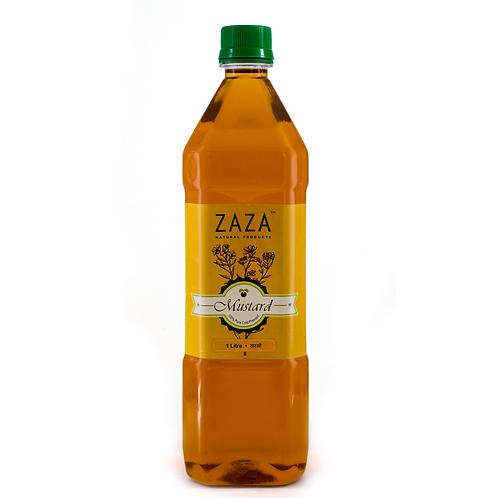 ZAZA Black Mustard Oil - Cold Pressed