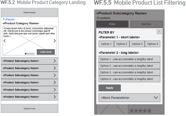 P&G Mobile Wireframes 2