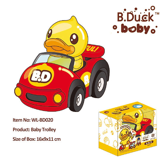 B.Duck - Baby Trolley No.WL-BD020