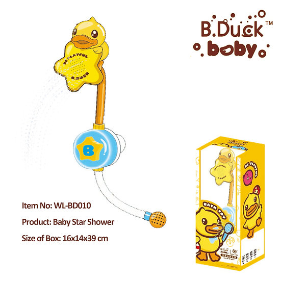 B.Duck - Baby Star Shower No.WL-BD010
