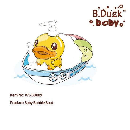 B.Duck - Baby Bubble Boat No.WL-BD009