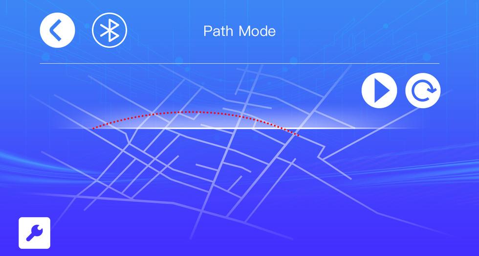 Path Mode 路徑模式