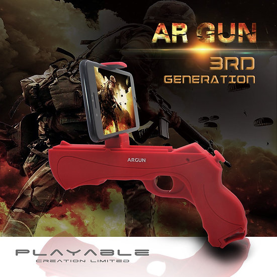 Playable AR Gun III - Elite