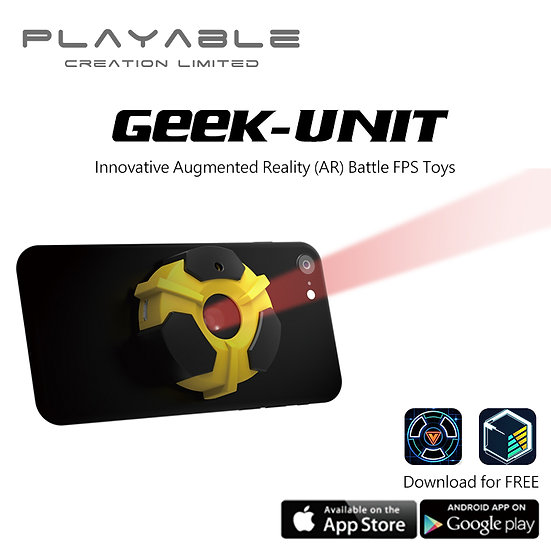 Playable AR Unit (AR Battle FPS Games)