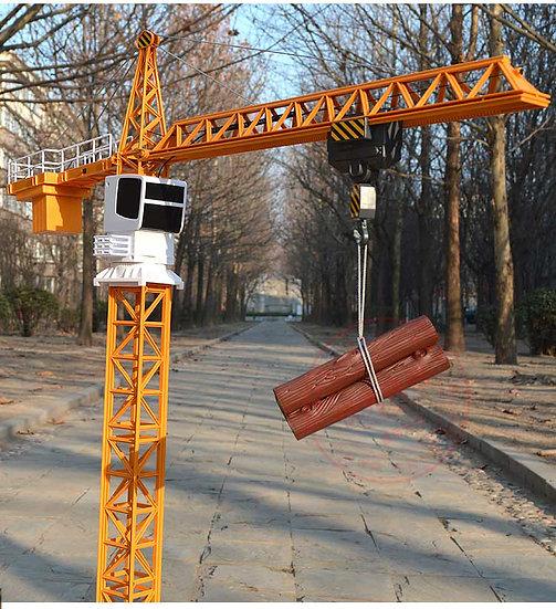 1:20 RC Tower Slewing Crane No.E563