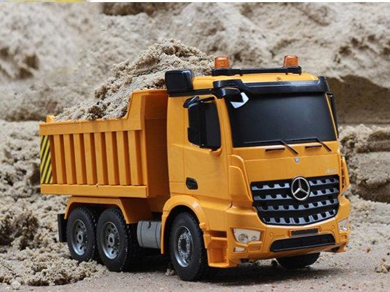 KONSEPT 1:20 RC Mercedes-Benz Arocs Dump Truck No.E525