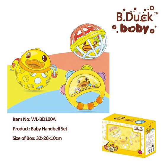B.Duck - Baby Handbell Set No.WL-BD100A