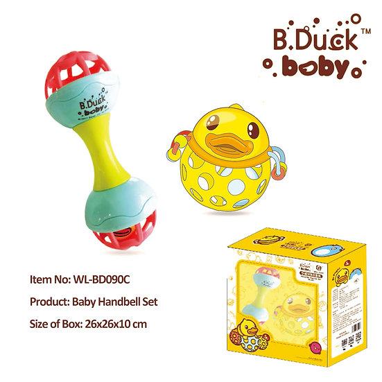 B.Duck - Baby Handbell Set No.WL-BD090C