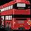 Thumbnail: (預購) K800 - KONSEPT 1:43 KMB Volvo B8L 遙控雙層巴士