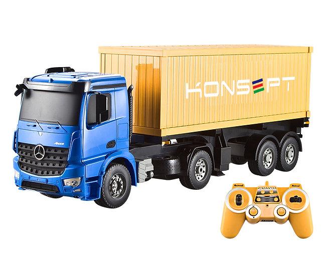 1:20 Licensed Mercedes-Benz Arocs Container Truck No.E564