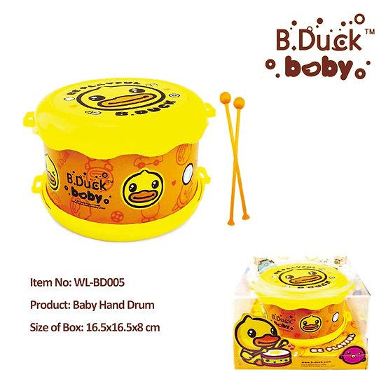 B.Duck - Baby Hand Drum No.WL-BD005