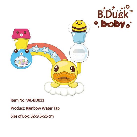 B.Duck - Rainbow Water Tap No.WL-BD011