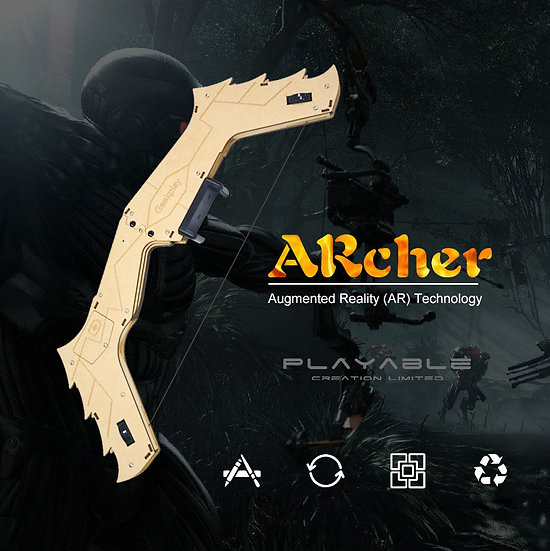 ARcher The Hunter- (AR Games)