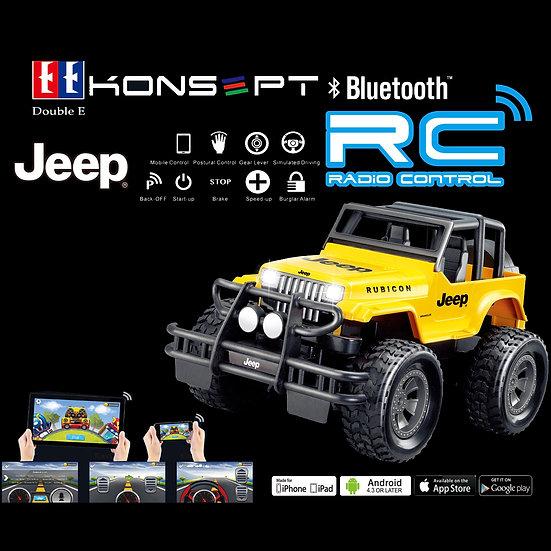 Bluetooth APP Control Licensed Jeep Wrangler