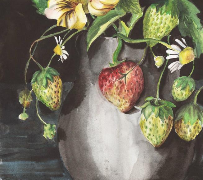 Tin Strawberries