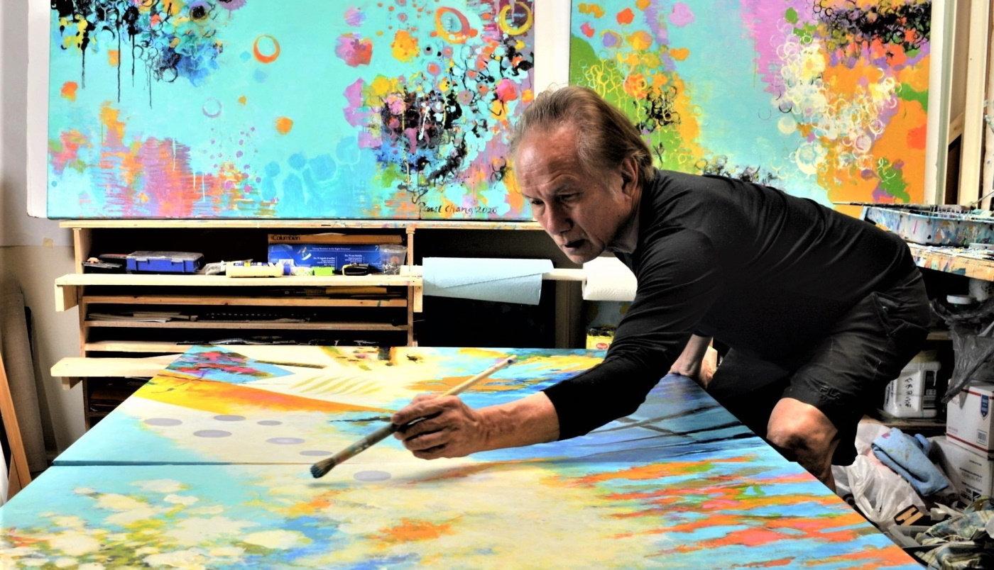 Paul Chang artist