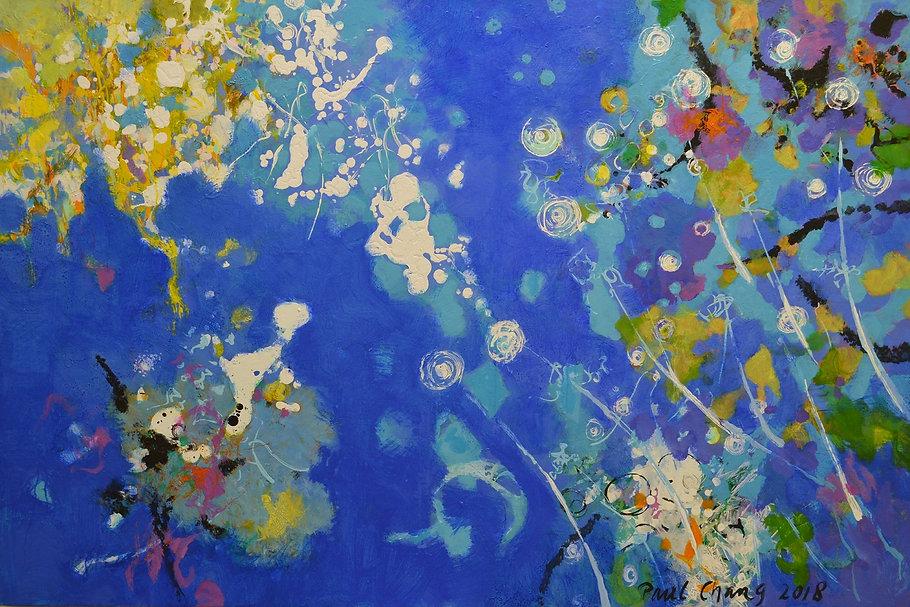 Ocean's Secrets | by artist Paul Chang | www.paulchang.net