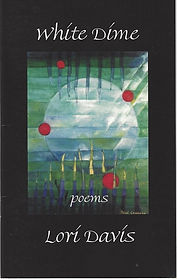 A Greener Earth, cover for Lori Davis' White Dime Poems