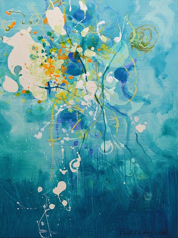 Ocean's Secrets II | by artist Paul Chag | www.paulchang.net