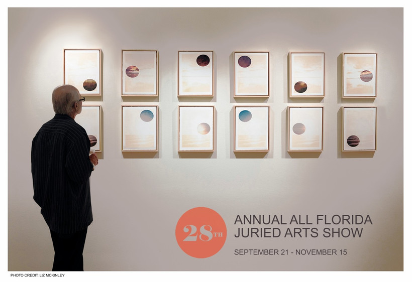 Exhibiting at 28th Annual All Florida Juried Arts Show