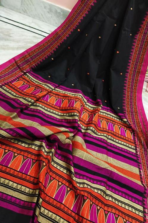 Linen khadi Cotton