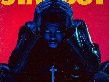 "THE WEEKND DROPS ""STARBOY"""
