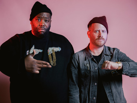 """RUN THE JEWELS' NEW VIRTUAL REALITY """"CROWN"""" VIDEO"""