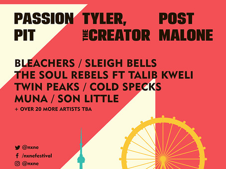 NEW LOOK TO NXNE