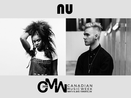 DAY 5 OF CMW 2016 ft NAO & MURA MASA