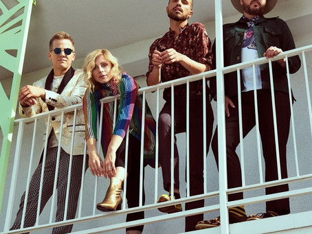 """NEON TREES DROPS """"LIKE ABOUT ME"""""""