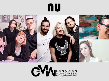 DAY 6 OF CMW 2016 ft DILLY DALLY, FOR ESME, LUCAS DIPASQUALE & HEARTSTREETS