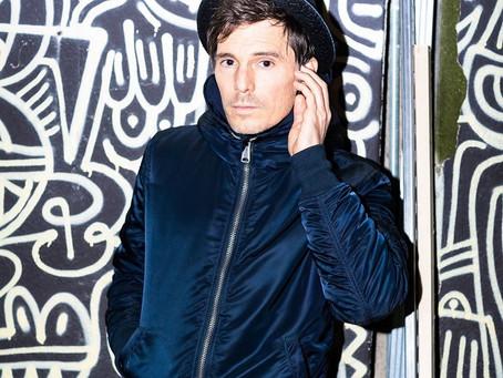 "ADRIAN SIEBER DROPS ELECTRO-POP SINGLE ""TIGHTROPE"""