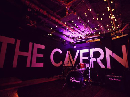 THE CAVERN: YOUR NEXT OPEN MIC STOP