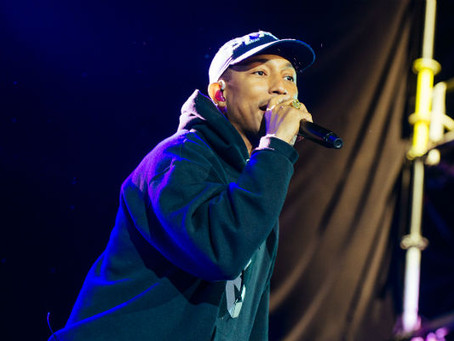 """PHARRELL EMPOWERS FEMINISTS WITH """"ABLE"""""""