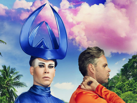 EMPIRE OF THE SUN + FLEETWOOD MAC'S, LINDSEY BUCKINGHAM JOIN FORCES