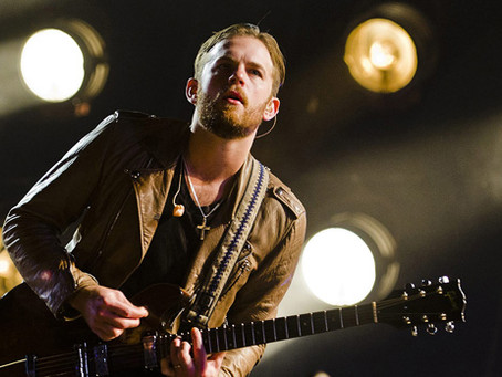 KINGS OF LEON AT BUDWEISER STAGE