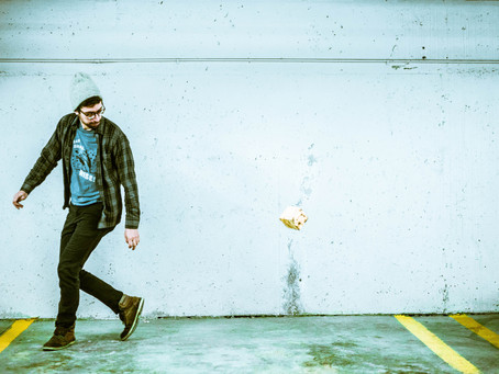 """JEREMY VOLTZ KICKS THINGS OFF WITH HIS """"FIRST"""" TRACK"""