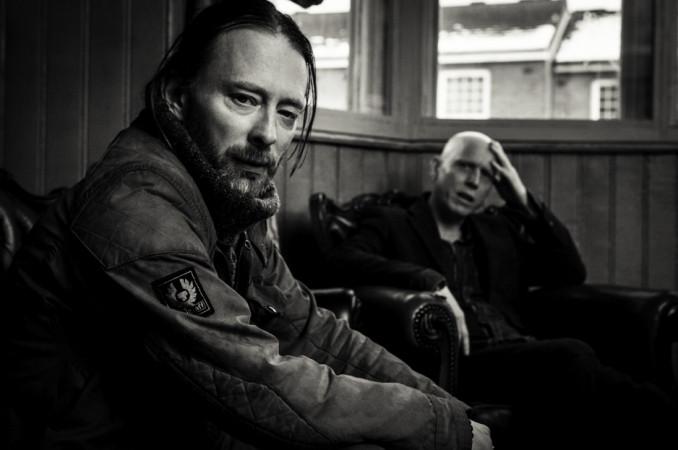 Thom Yorke + Stanley Donwood