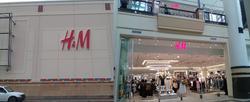 H&M LED illuminated