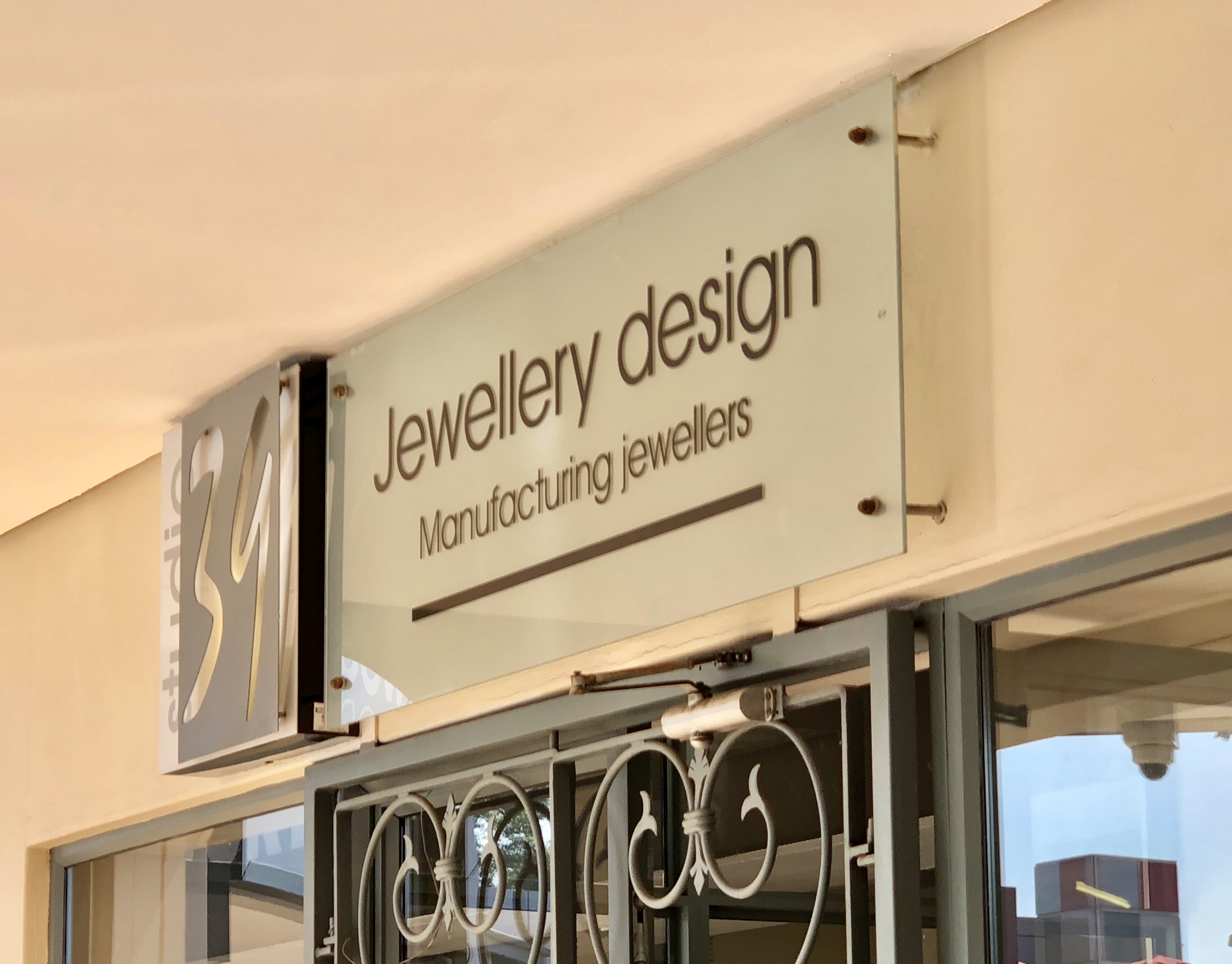 Perspex Letters & Backing