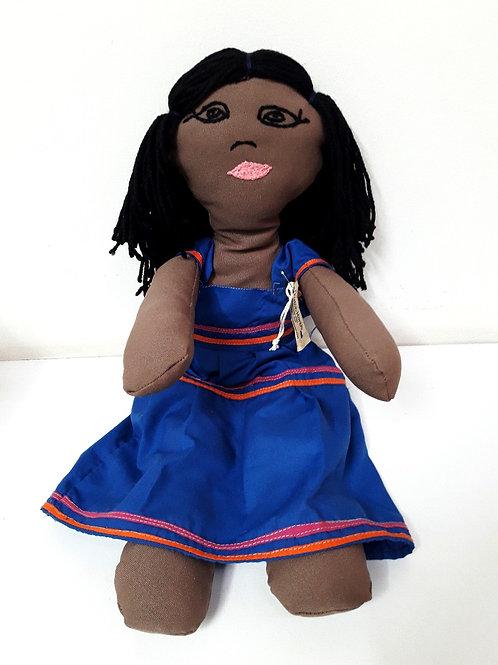 Muñeca Ngöbe