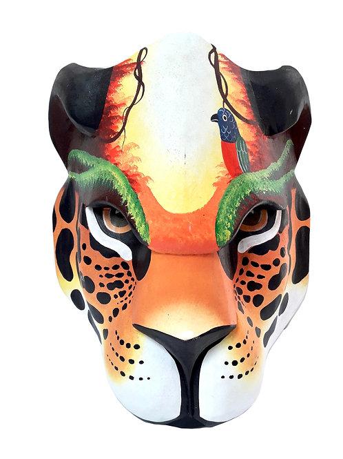 Máscara Jaguar Brunka